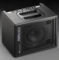 AER Alpha Plus Black (50W) acoustic guitar amplifier
