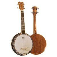Barnes and Mullins Banjo Ukulele UBJ1