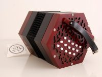 Carreg-Las Anglo 30 Button Concertina in C/G
