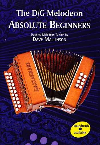 Absolute Beginners D/G Melodeon