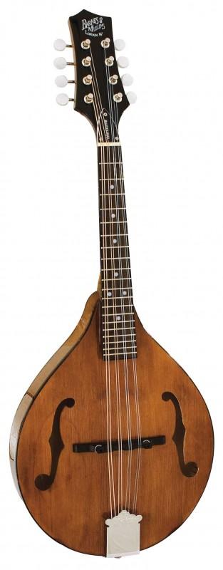 Barnes and Mullins Mandolin-Wimborne Electro Mandolin