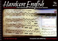 Hardcore English Tune Book