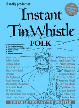 Instant Tin Whistle-Folk-Dave Mallinson