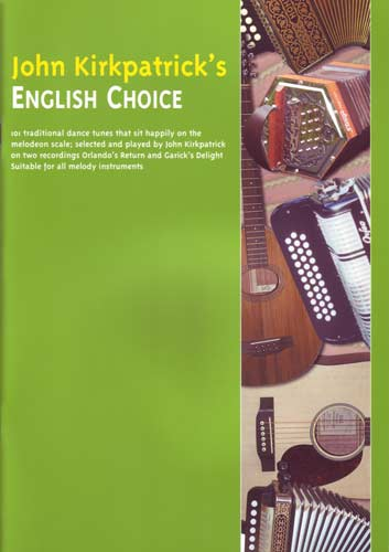John Kirkpatrick's English Choice