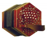 Stagi W-15-MS Anglo Concertina C/G