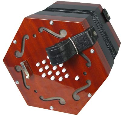 Scarlatti SCE-30 English Concertina