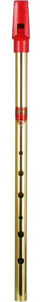 Brass Flageolet by Generation ( Tin Whistle)