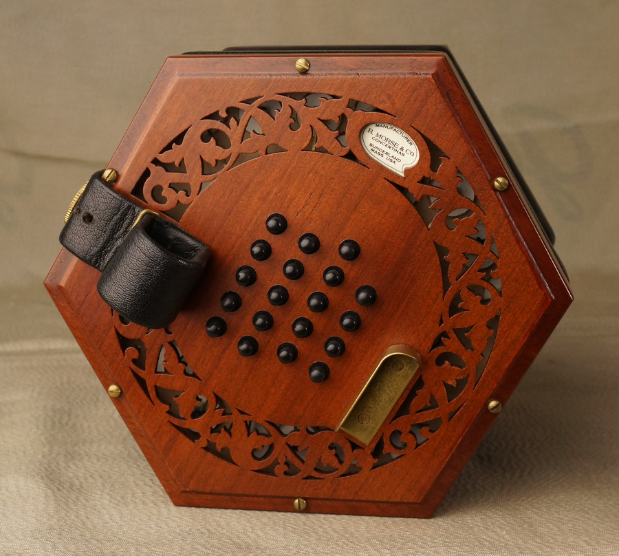 R. Morse & Co. Albion English Concertina