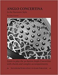 Anglo Concertina in the Harmonic Style-Gary Coover