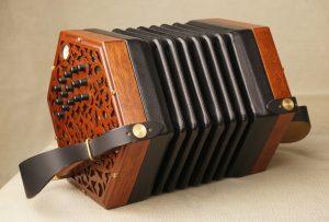 R. Morse & Co. Céilí Anglo Concertina