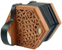 Clover Anglo Concertina