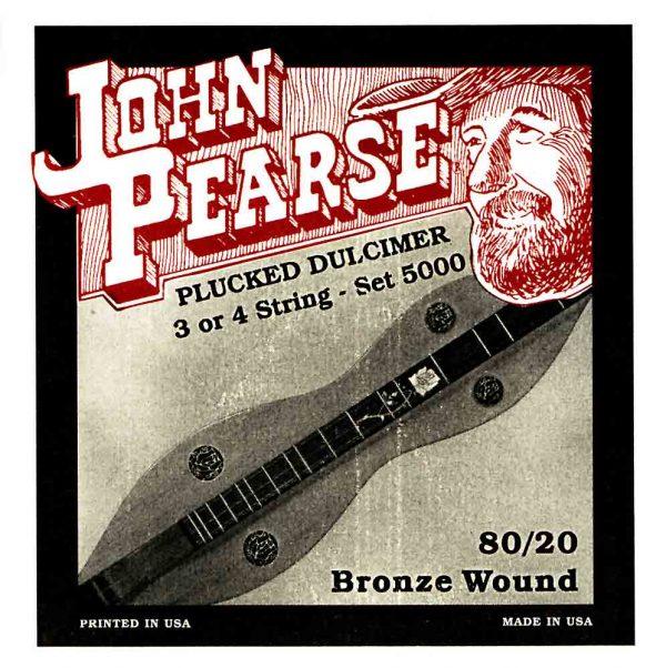 John Pearse Appalachian Dulcimer Strings