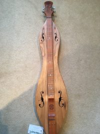 FolkCraft D Series Dulcimer