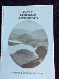 Music of Cumberland & Westmorland-Ed Heslam