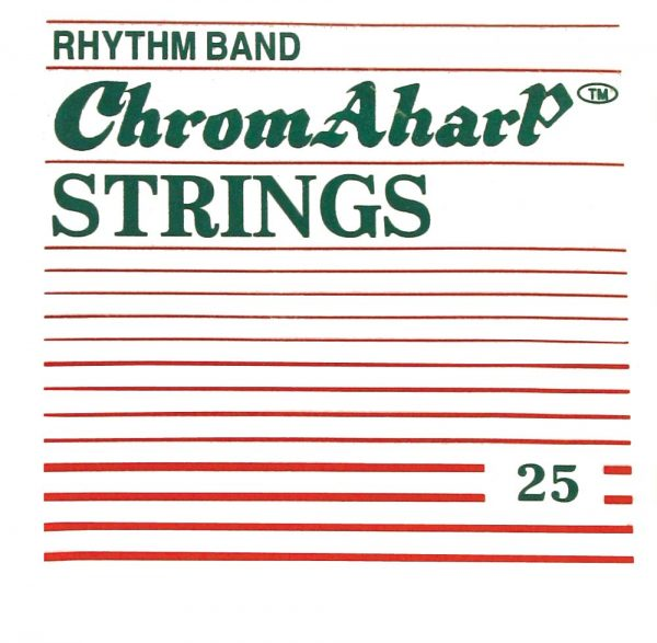 Autoharp String Pack-High
