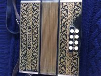 Hohner Pokerwork D/G Melodeon-Used