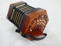 Lachenal 20 Button Anglo Concertina