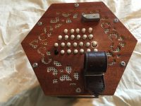 English Concertina by Stagi-Second Hand