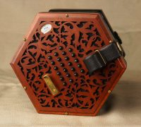 R Morse & Co. Geordie English Concertina-Baritone