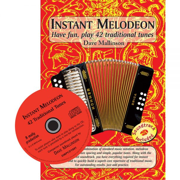 Instant Melodeon-Dave Mallinson