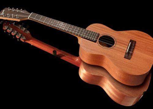 Pono MT8 Tenor 8-String Ukulele