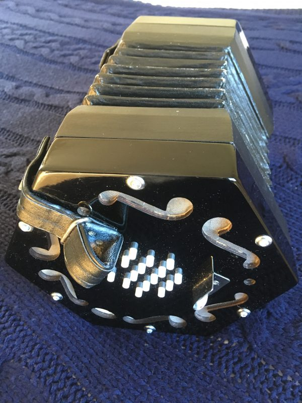 Jackie English Concertina-Second Hand