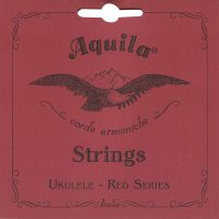 Aquila 72U Red Series Nylgut Single Ukulele Low G