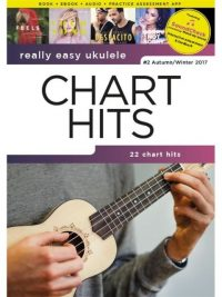 Really Easy Ukulele Chart Hits 2