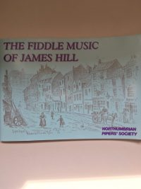 The Fiddle Music of James Hill