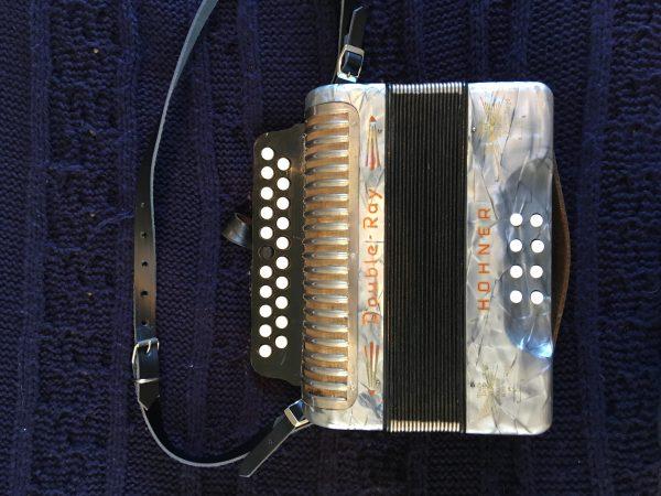 Hohner Black Dot Melodeon B/C