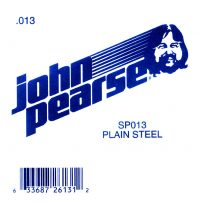 John Pearse Plain Ball end string .013 Dulcimer string