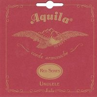 Aquila 88U Red Series Nylgut Tenor Ukulele String Set