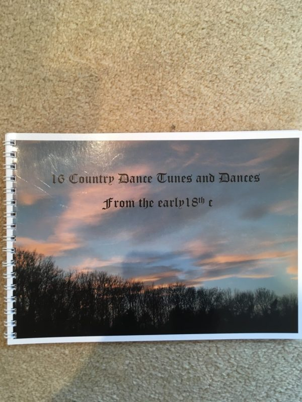 16 Country Dance Tunes and Dances