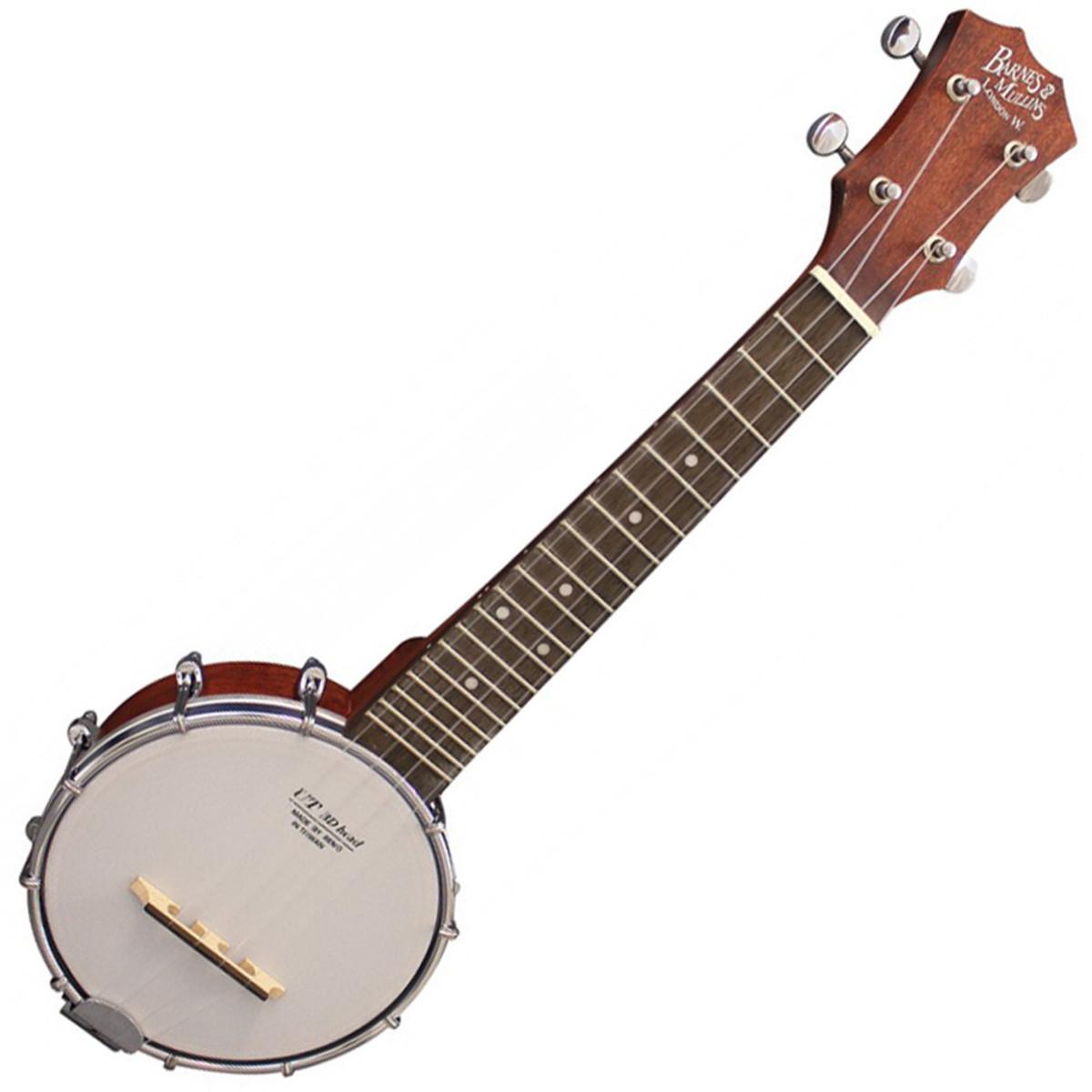 Barnes and Mullins Ukulele Banjo for sale   Red Cow Music ...