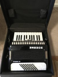 Hohner 48 Bass Accordion
