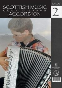 Scottish Music Graded Exams Accordion Grade 2