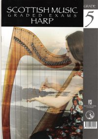 Scottish Music Graded Exams Harp-Grade 3