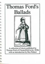 Thomas Ford's Ballads