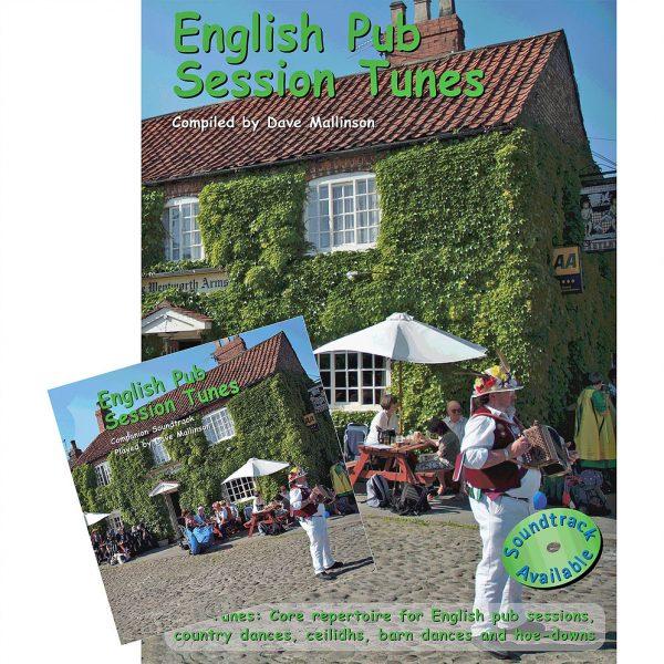English Pub Session Tunes CD