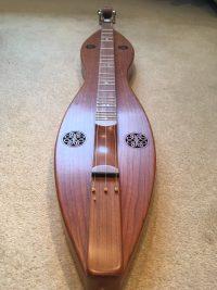 FolkCraft Cherry Wood Dulcimer