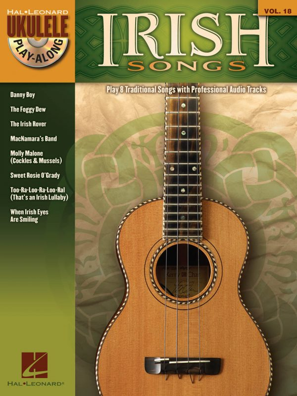 Irish Songs Ukulele Play-Along