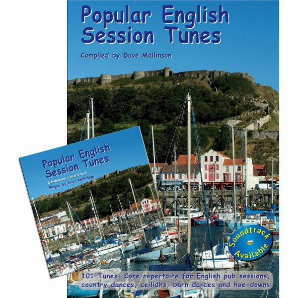 Popular English Session Tunes CD - Dave Mallinson