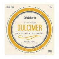 D'Addario EJ64 4-String Dulcimer