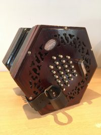 Lachenal Paragon 48 Key English Concertina