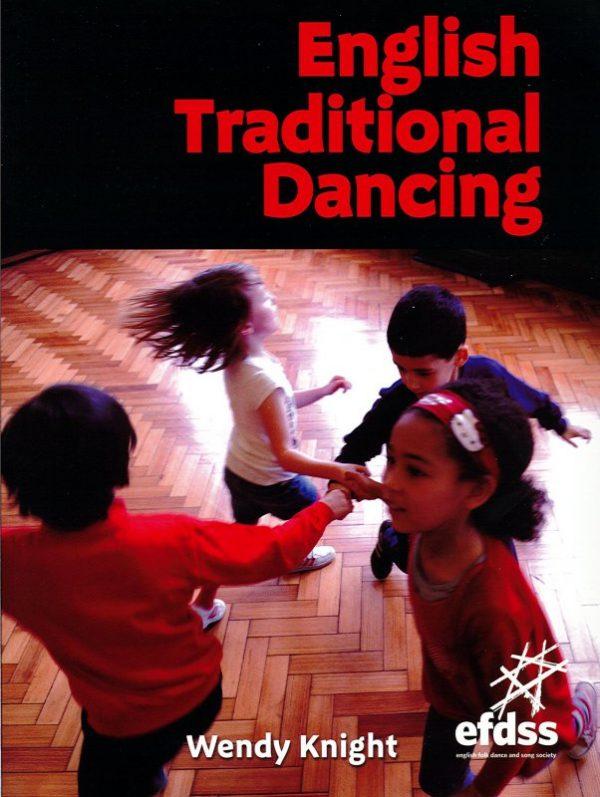 English Traditional Dancing - Book