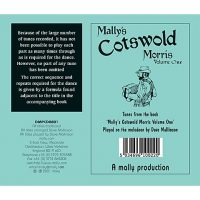 Mally's Cotswold Morris CD Volume 1