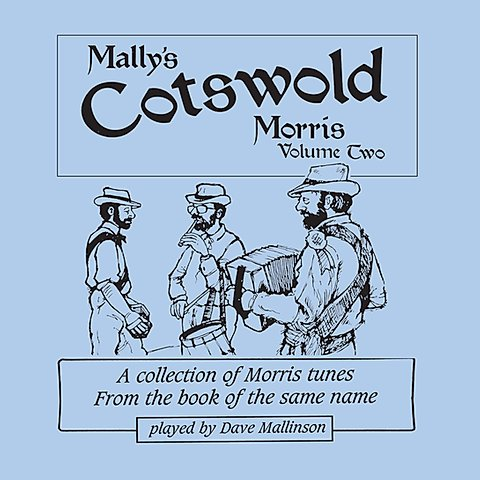Mally's Cotswold Morris CD Volume 2