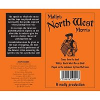 Mally's North West Morris CD