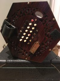 Wheatstone 48 Key English Concertina
