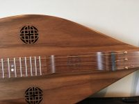 Folkcraft D Series Dulcimer with Baggs Pickup